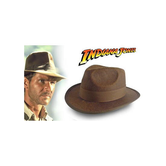 Indiana Jones Replica Hat