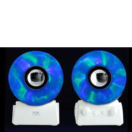 I Lit Twin Spin Portable Speakers Reviews