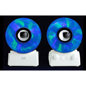 Photo of I Lit Twin Spin Portable Speakers Speaker