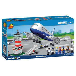 Photo of Cobi Boeing 787 Airport Toy