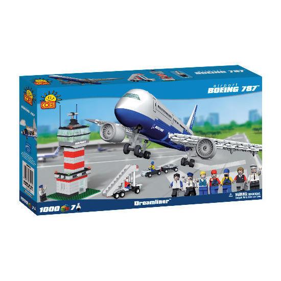 Cobi Boeing 787 Airport