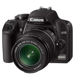 Canon EOS 1000D with 18-55mm Lens Reviews