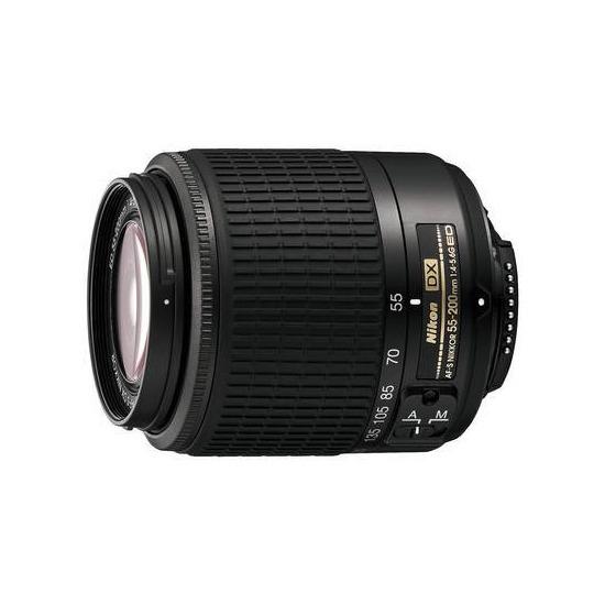 Nikon DX 55-200 MM ED