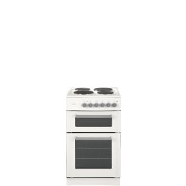 New World NWET50W Electric Solid Plate Cooker - White Reviews