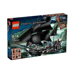 Photo of Lego Pirates Of The Caribbean Black Pearl 4184 Toy