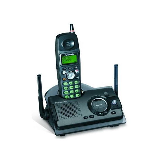 Panasonic 290 KXTCD 290 Et Ruggedised Dect Ansaphone
