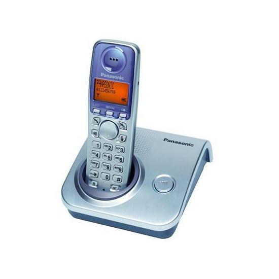 Panasonic 7200 (KXTG 7200) ES DECT Phone - KX-TG7200ES