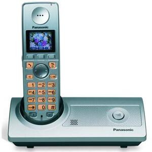 Photo of Panasonic 8100 (KXTG 8100) ES DECT Phone - KXTG8100ES Landline Phone
