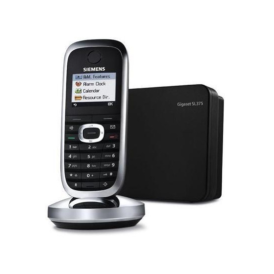 SIEMENS S67H GIGASET Handset With Charger - Gigaset S67H