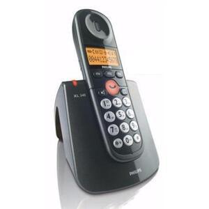 Photo of Philips XL3401B Big Button Phone - PHILIPSXL3401B Landline Phone
