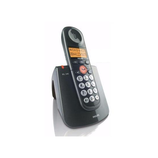 Philips XL3401B Big Button Phone - philipsXL3401B