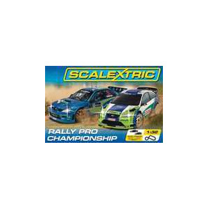 Photo of SCALEXTRIC C1196 RACING Toy