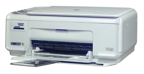HP Photosmart C4380 Colour Inkjet Printer Reviews - Compare Prices and Deals - Reevoo