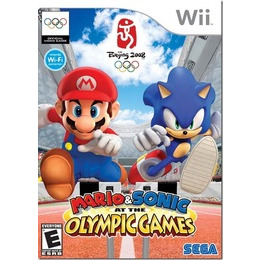 Mario and Sonic at the Olympic Games (Wii) Reviews