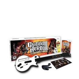 Guitar Hero 3: Legends Of Rock Guitar Bundle (Nintendo Wii) Reviews