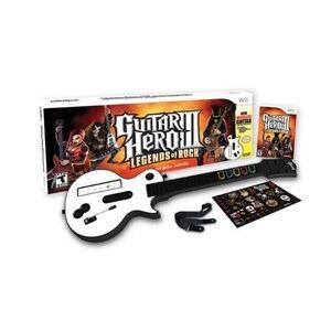 Photo of Guitar Hero 3: Legends Of Rock Guitar Bundle (Nintendo Wii) Video Game