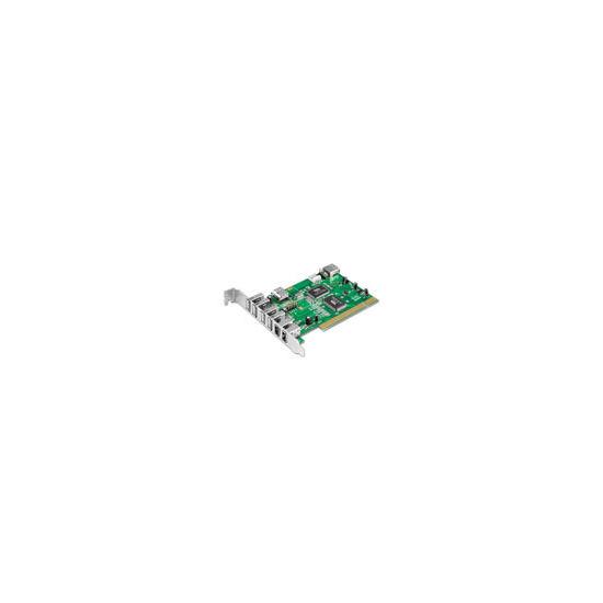 Dynamode 5 Port USB & 3 Port F/W Interface Cards