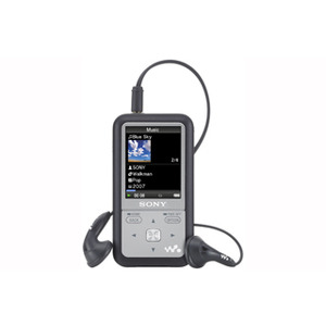 Photo of Sony NWZ-S516 4GB MP3 Player