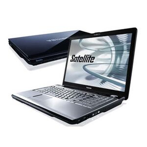 Photo of Toshiba Satellite P200-1FC Laptop