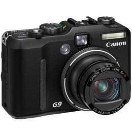 Canon PowerShot G9 Reviews