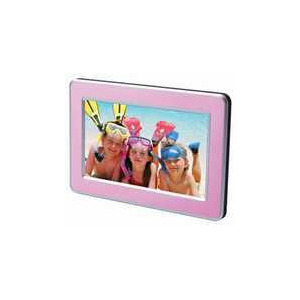 "Photo of LOGIK 7"" DPF PINK Digital Photo Frame"