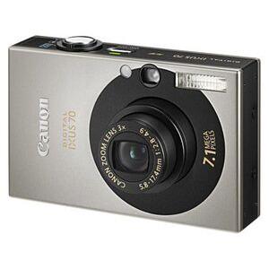 Photo of Canon Digital IXUS 70  Digital Camera
