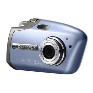 Photo of Olympus Mju Mini Digital Camera