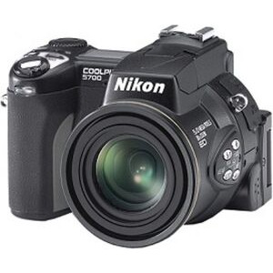 Photo of Nikon Coolpix 5700 Digital Camera