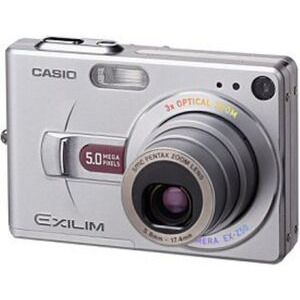 Photo of Casio Exilim EX-Z50 Digital Camera