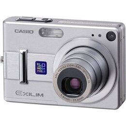 Casio Exilim EX-Z55 Reviews