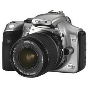 Photo of Canon EOS 300D Digital Camera