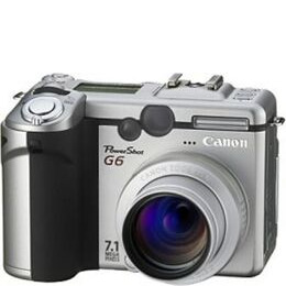 Canon PowerShot G6 Reviews
