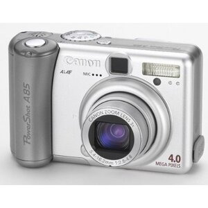 Photo of Canon PowerShot A85 Digital Camera