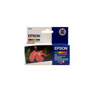 Photo of Epson T014 Colour Ink Cartridge