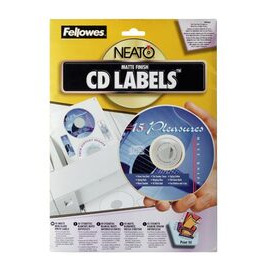 NEATO CD Labels x50 Reviews