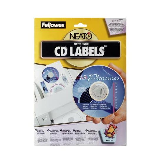 NEATO CD Labels x50