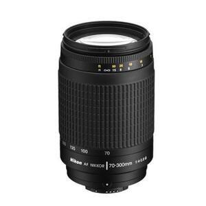 Photo of Nikon Af 70-300MM F/4-5.6G Lens