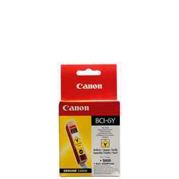 CANON BCI-6Y YELLOW Reviews