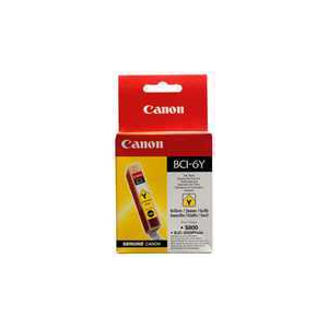 Photo of CANON BCI-6Y YELLOW Ink Cartridge