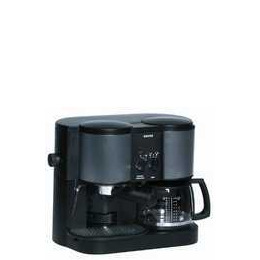 Krups F874 3-in-1 Coffee Machine Reviews