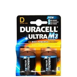DURACELL DURAM3D2 ULTRA** Reviews