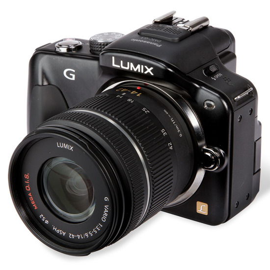 Panasonic Lumix DMC-G3 (Body Only)