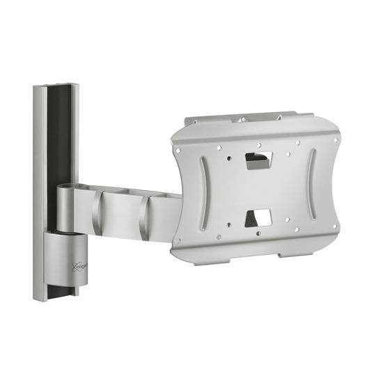 Vogels Wall Support for VESA LCD 23-32 inch. Single arm, turn 180 degree, tilt 20 degree