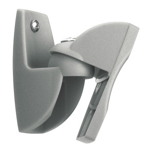 Photo of Vogels Loudspeaker Wall Support, 5KG Max Weight, Silver, PAIR Audio Accessory