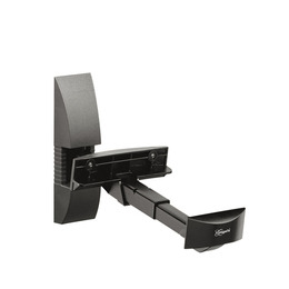 Vogels VLB200 Loudspeaker wall support, 20kg max weight, black finish, PAIR Reviews