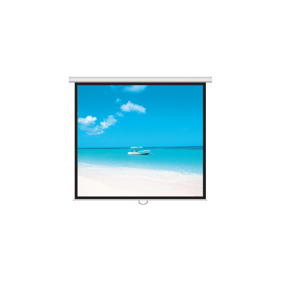 "Rollerwall 92"" Manually Operated Non Tensioned Projection Screen 16:9"