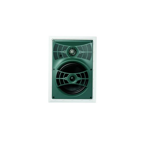 JAMO 883K4 Kevlar Series Speakers 3-Way 8 inch  In-wall, 180w peak handling - WHITE - Pair