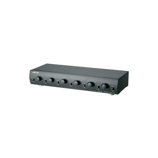 JAMO JSS6-VC2 2-Into-6 Speaker Selector, 80w with volume control