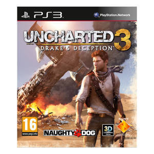 Photo of Uncharted 3: Drake's Deception (PS3) Video Game