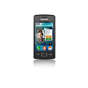 Photo of Samsung Wave 578 Mobile Phone